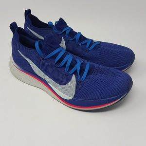 Nike Vaporfly 4% Flyknit Running Shoes Size 11.5